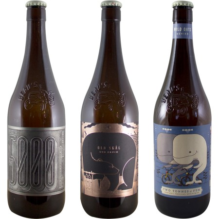 Beau's Announces Trio of Beers for 10th Anniversary
