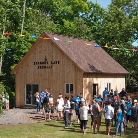 Belmont Lake Brewery Now Open in Eastern Ontario