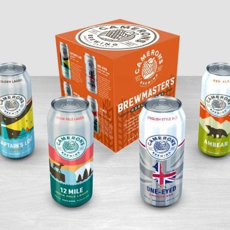 Cameron's Releases Spring/Summer 2017 Edition of Brewmaster's Selection Pack