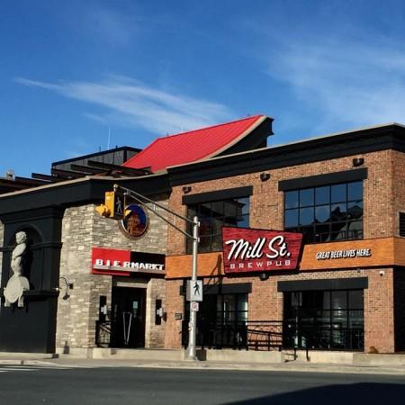 Mill Street Brewpub & Bier Markt Now Open in St. John's