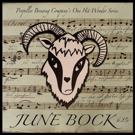 Propeller One Hit Wonder Series Continues with June Bock