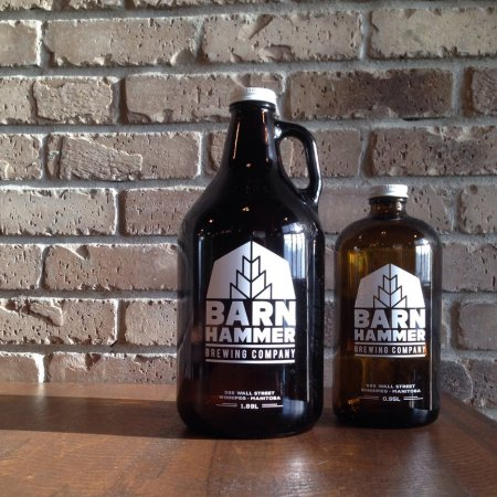 Barn Hammer Brewing Now Open for Growler Sales