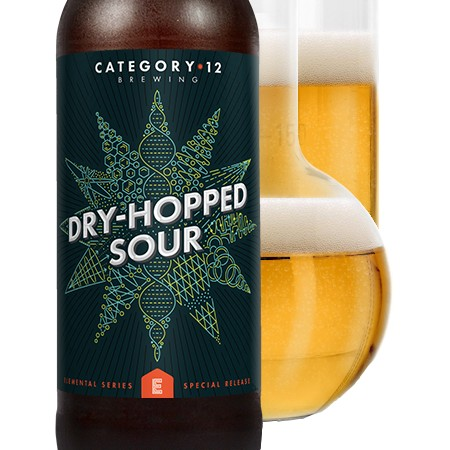 Category 12 Brings Back Limited Edition Dry-Hopped Sour