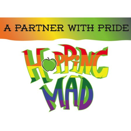 Central City Hopping Mad Named Official Cider Sponsor of Vancouver Pride