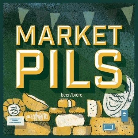 Kensington Market Pils Debuting at Toronto's Festival of Beer
