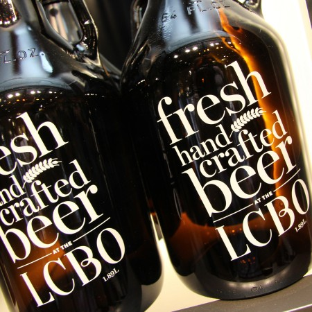 LCBO Opening Second Growler Stop Location in Ottawa