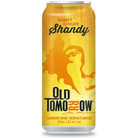 Old Tomorrow Launches Honey Ginger Shandy