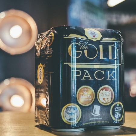 PEI Brewing Releases Sampler Pack of Gold Medal Winners