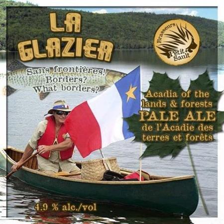 Les Brasseurs du Petit-Sault Releases La Glazier Pale Ale