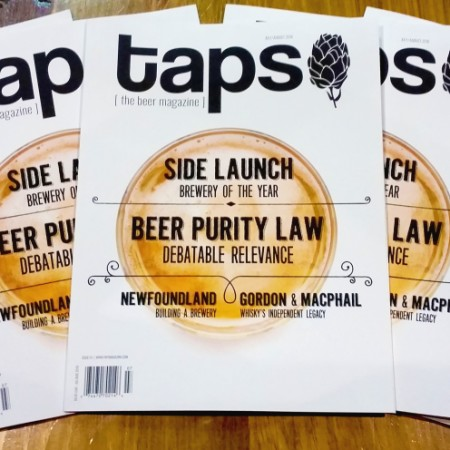 TAPS Magazine July/August 2016 Issue Now Available