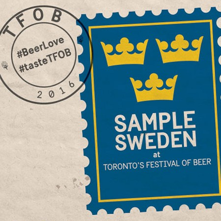 Toronto's Festival of Beer 2016 Offers a Chance to Sample Sweden