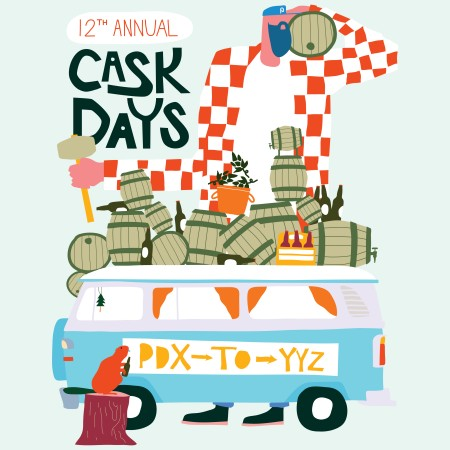 Tickets Now On Sale for Cask Days 2016