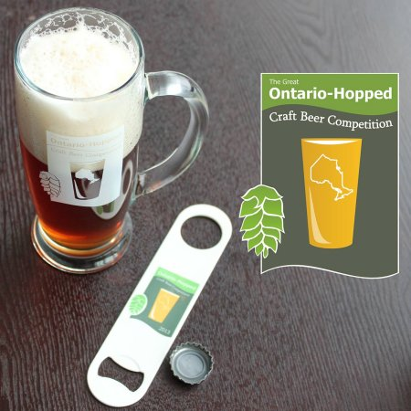 Winners Announced for 2018 Great Ontario-Hopped Craft Beer Competition
