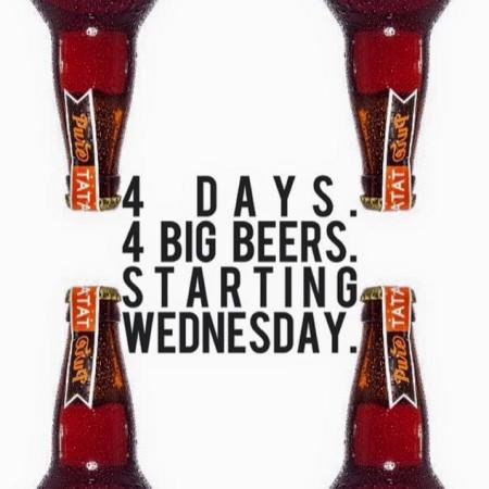 Tatamagouche Brewing Releasing Four Giant Beers This Week