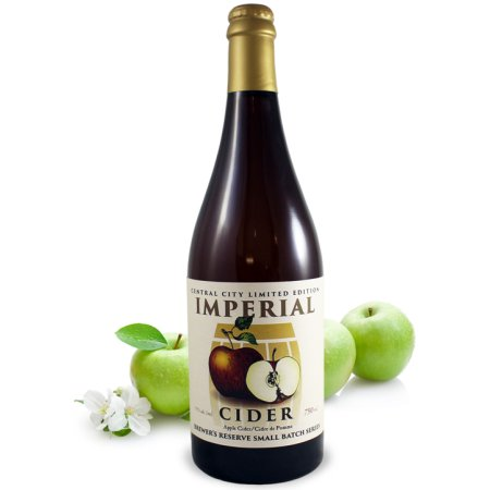 Central City Releases Limited Edition Imperial Cider