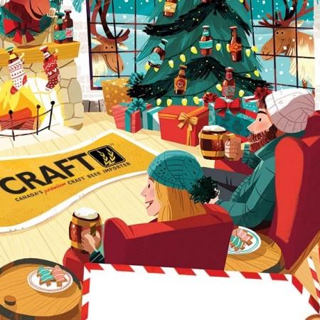 Craft Beer Importers Announces Craft BeerAdvent Calendar 2016