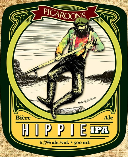 Picaroons Releasing Small Batch Hippie IPA at General Store Location