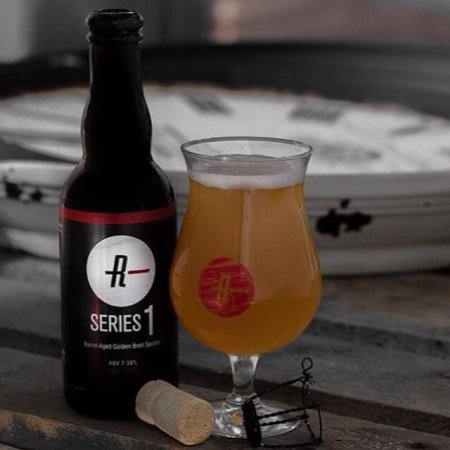 Redline Brewhouse Marks 1st Anniversary with Series 1 Saison