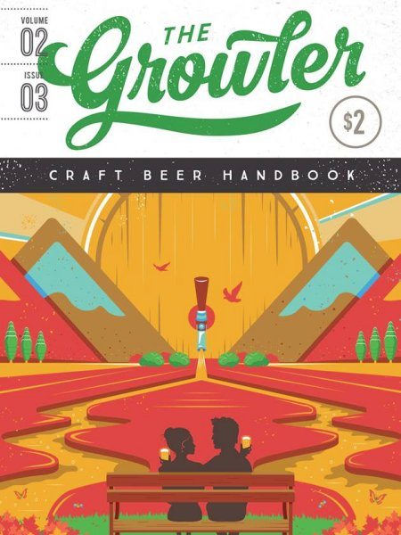 The Growler Fall 2016 Issue Out Now in B.C.