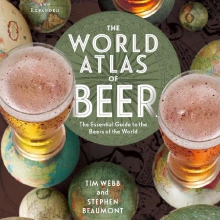 """Stephen Beaumont Hosting Dinner at Bar Hop BrewCo to Launch New Edition of """"World Atlas of Beer"""""""