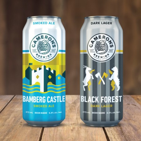 Cameron's Announces Autumn 2016 Edition of Brewmaster's Selection Pack