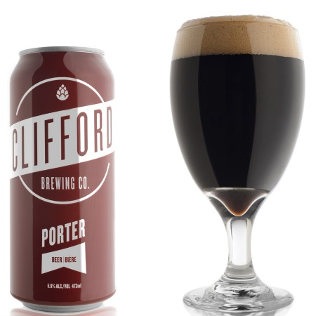 Clifford Porter Now Available at LCBO