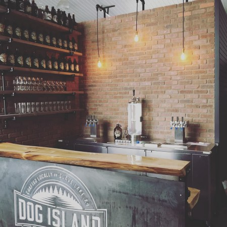 Dog Island Brewing Opens Taproom in Slave Lake