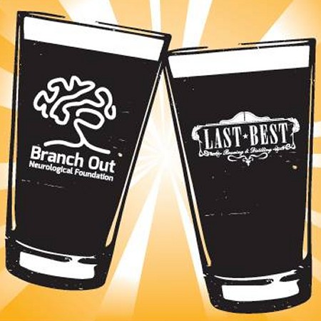 Last Best Releasing Charity Brew for Branch Out Neurological Foundation