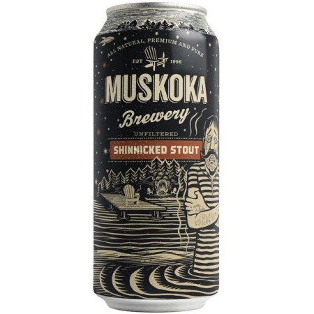 Muskoka Launches Shinnicked Stout in New Winter Survival Pack