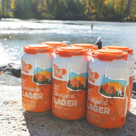 Old Yale Brewing Launches BC Backyard Lager