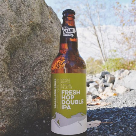 Old Yale Launches Trailblazer Series with Fresh Hop Double IPA