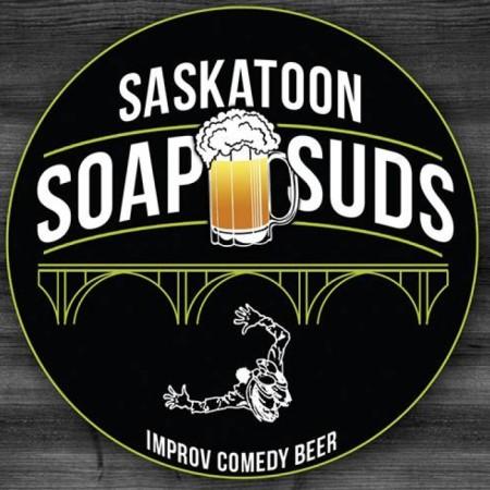 Paddock Wood Brews Anniversary Beer for Saskatoon Soaps