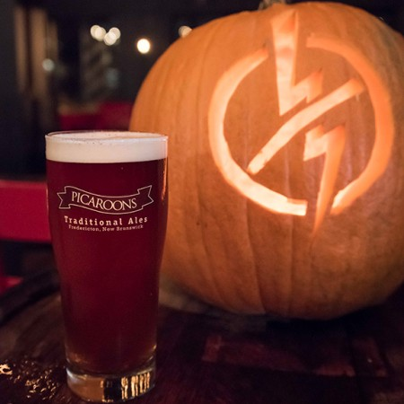 Picaroons General Store Releasing The Power's Out Pumpkin Ale