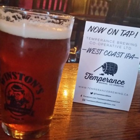 Temperance Brewing Co-operative Releases First Beer in Saskatoon