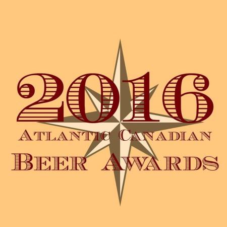 Atlantic Canadian Beer Awards 2016 Winners Announced