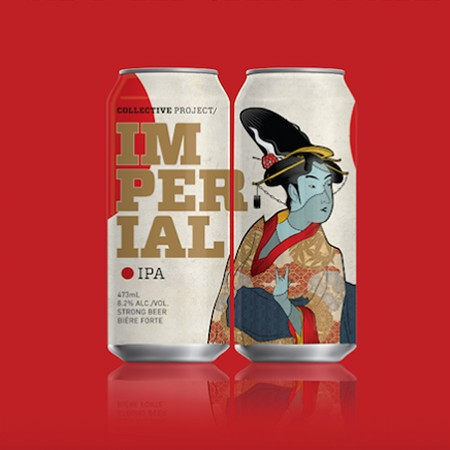 Collective Arts Continues Collective Projects Series with Imperial IPA