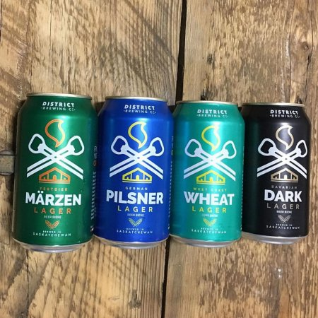 District Brewing Announces Rebranding & New Beer Line-Up