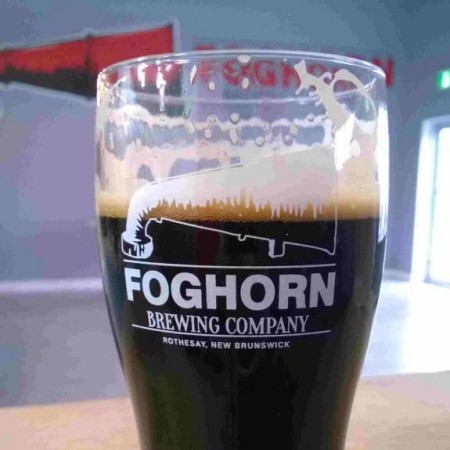 Foghorn Brewing Opening Today in Rothesay, NB