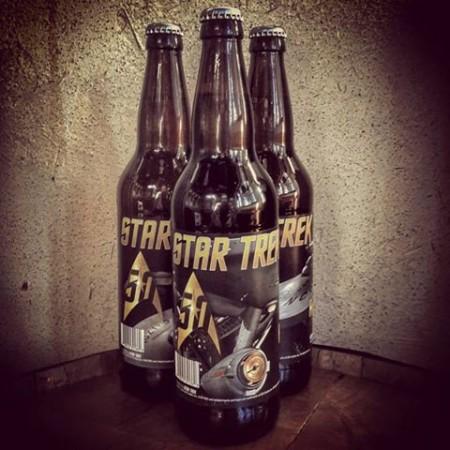 Garrison Brings Back Star Trek Golden Anniversary Ale
