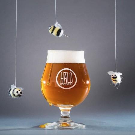 Halo Brewery Releasing RGBee Belgian Tripel