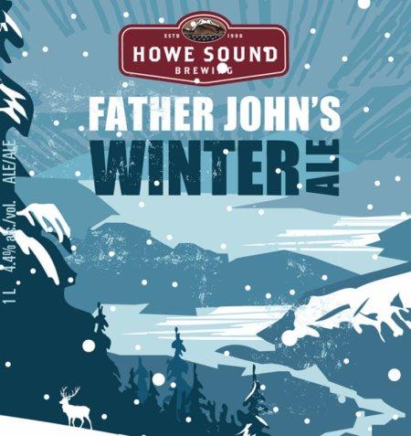 Howe Sound Announces Trio of Winter Beers