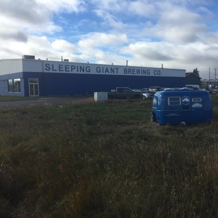 Sleeping Giant Opens New Brewery in Thunder Bay