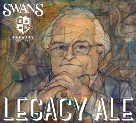 Swans Legacy Ale Barley Wine Returning This Week
