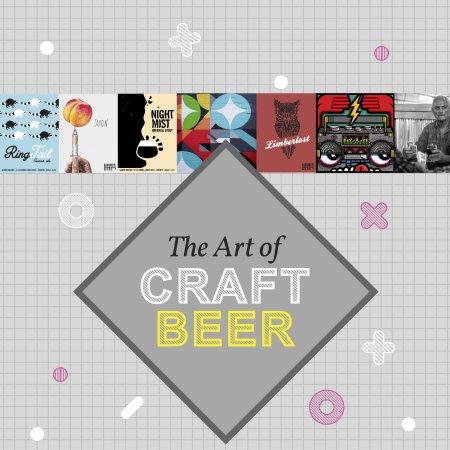 The Art of Craft Beer Gallery Exhibit to Showcase Ontario Craft Beer Label Artwork & Design