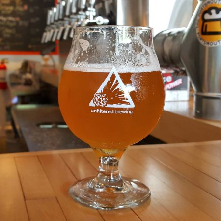 Unfiltered Brewing Releasing Attention: Warning Label DIPA