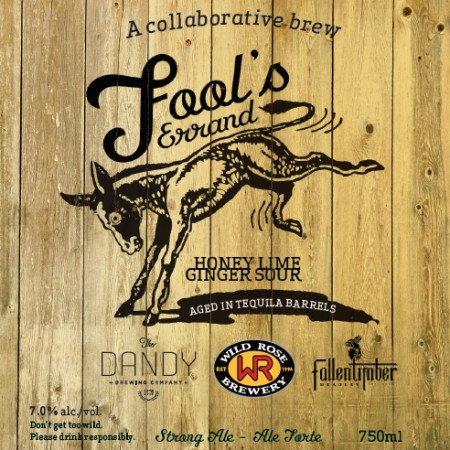 Wild Rose, Dandy Brewing & Fallentimber Meadery Releasing Collaboration