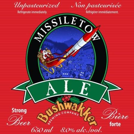 Bushwakker Brewing Releasing 2019 Edition of Missiletow Christmas Ale