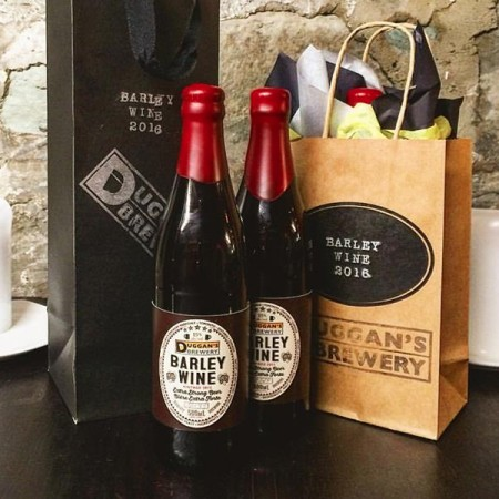 Duggan's Brewery Launches Strong Ale Series with Limited Edition Barley Wine