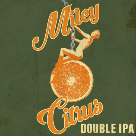 Garrison Releases Miley Citrus Double IPA