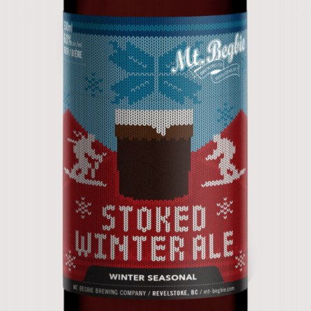 Mt. Begbie Brewing Releases Stoked Winter Ale